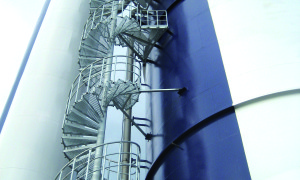Saica relies on anaerobic reactor for wastewater treatment