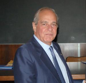The President, Alessandro Fedrigoni.