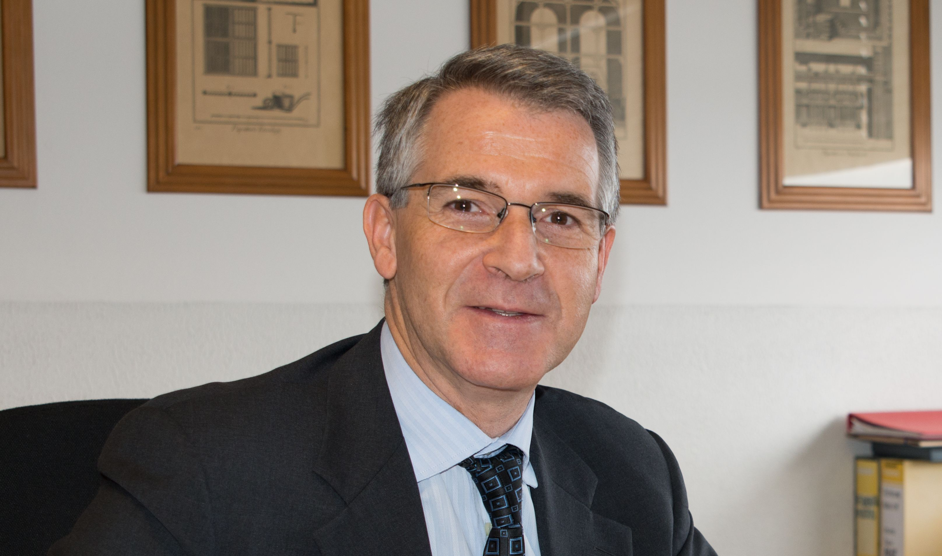 Francesco Canal, head of Santa Giustina mill.