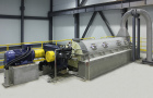 High dewatering performance and low energy consumption