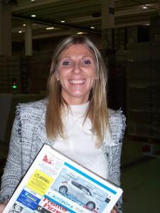 Benedetta Zago, General Manager of Trevikart srl – div. Cuboxal.