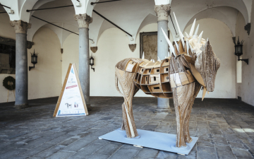 Cartasia: paper at the service of art