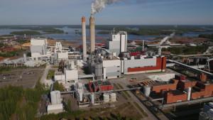 UPM Kaukas pulp mill