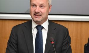 Cepi Director General Marco Mensink.
