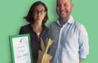 Ikea awards Burgo with the Tulip award