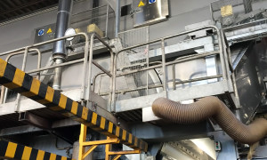 Lucart progresses with an investment on its PM4 at Porcari facility