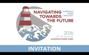 European Paper Week 2016: registration is open