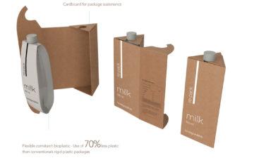 Milk in cardboard packaging: is it possible?