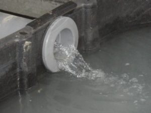 Water recovery from exhaust gases