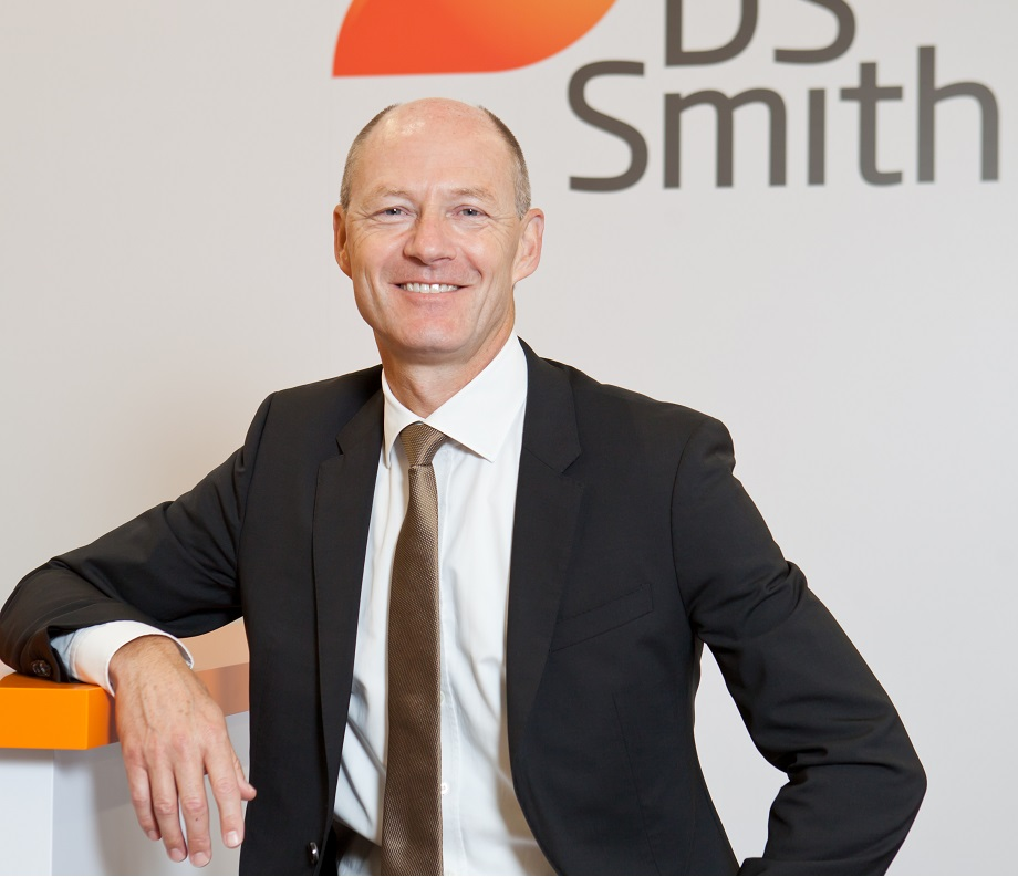 managing director of DS Smith Germany & Switzerland V. Frederiksen