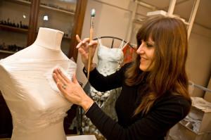 Catrina Crepax,. Italian artisti, architect and stage designer.