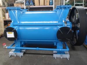Vacuum pump ALC500Z produced for Cartiera della Basilica.