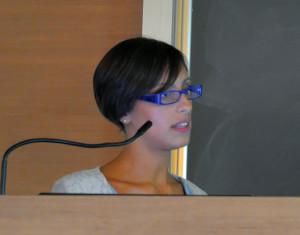 Agnese Piselli, PhD student – Milan Polytechnic (Politecnico di Milano, Italy), Design Department.
