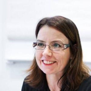 Kirsi Seppäläinen, Senior vice president for Communications at Stora Enso's Biomaterials department.