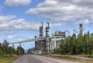 Södra Cell Mönsterås pulp mill (photo Södra/Ola Åkeborn).