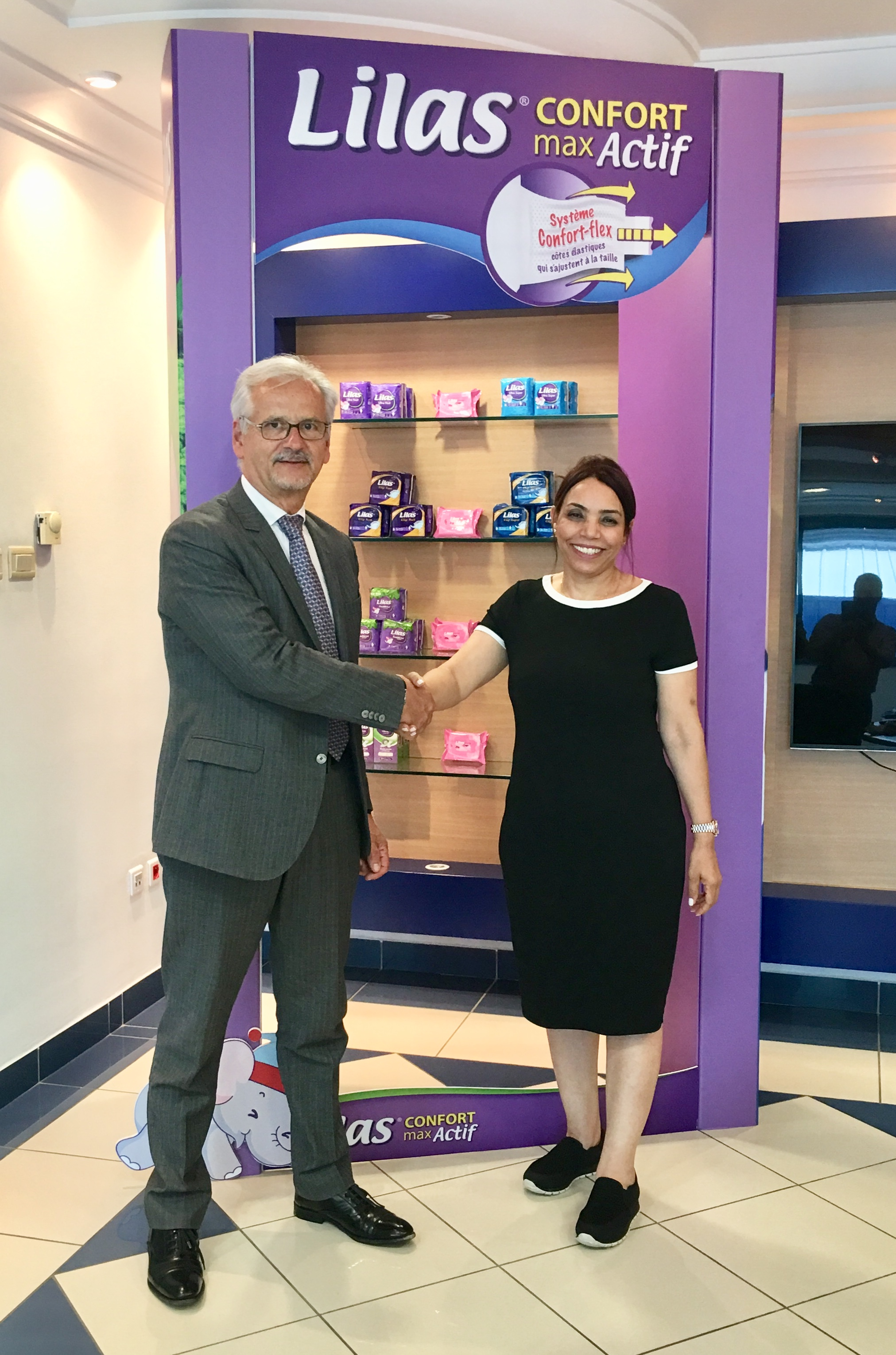 Recard signs its second machine for the Tunisian Azur Papier - Paper  Industry World